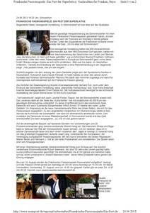 thumbnail of Ein Fest der Superlative